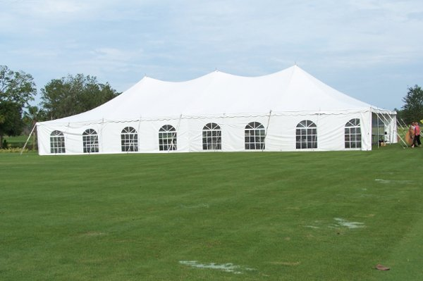 We provide folding chairs that come in black or white and are easy and light enough to move around. & Book A Tent For Your Wedding Today! | Tents u0026 Events | www.tents ...